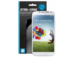 Display Protector Samsung i9505 Galaxy S4 Star-Case Clear