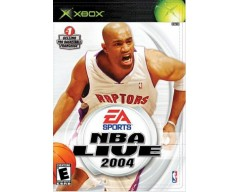 NBA Live 2004 (Xbox - Μεταχειρισμένο)