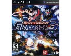 Dynasty Warriors Gundam 3 (PS3 - Μεταχειρισμένο)