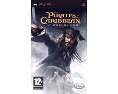Pirates of the Caribbean at Worlds End (PSP - Μεταχειρισμένο)