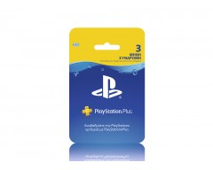 Sony Playstation Plus Prepaid Card 90 Days