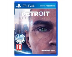 Detroit: Become Human - Ελληνικό (PS4)