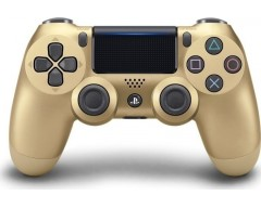 Sony DualShock 4 Wireless Controller Gold v2