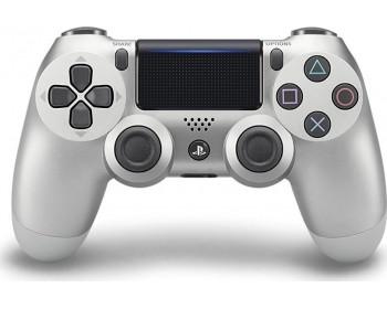 Sony Dualshock 4 Controller Wireless Steel Black V2