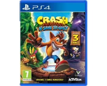 Crash Bandicoot N. Sane Trilogy (Bonus Edition) PS4