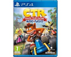 Crash Team Racing: Nitro-Fueled & Pre Order Bonus PS4