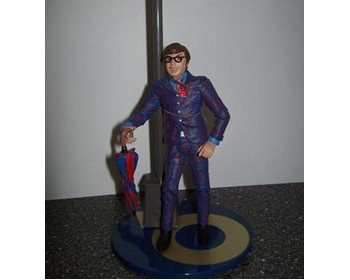 Austin Powers in Goldmember Carnaby Street Action Figure 15cm (Εκθεσιακό)