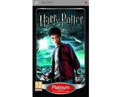 Harry Potter And The Half Blood Prince (PSP Μεταχειρισμενο)