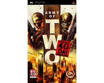 PSP Army of Two (PSP Μεταχειρισμενο)