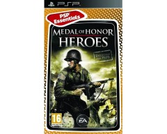 Medal Of Honor Heroes (Essentials) (PSP - Μεταχειρισμενο)