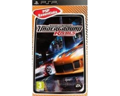 Need for Speed Underground Rivals (PSP Μεταχειρισμενο)