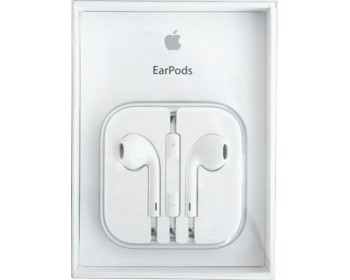 Apple EarPods with Remote and Microphone 3.5mm MD827ZM/A