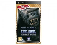 Peter Jackson's King Kong: The Official Game of the Movie (Essentials) PSP Μεταχειρισμένο