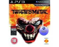 Twisted Metal (PS3 - Μεταχειρισμένο)