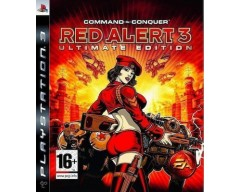Command & Conquer Red Alert 3 (Ultimate Edition) (PS3 - Μεταχειρισμένο)