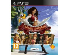 Captain Morgane and the Golden Turtle (PS3 - Μεταχειρισμένο)