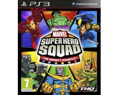 Marvel Super Hero Squad: The Infinity Gauntlet (PS3 - Μεταχειρισμένο)