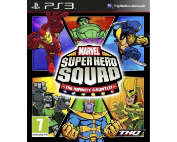 Marvel Super Hero Squad: The Infinity Gauntlet (PS3 - Μεταχειρισμένο)