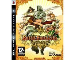 Battle Fantasia (PS3 - Μεταχειρισμένο)
