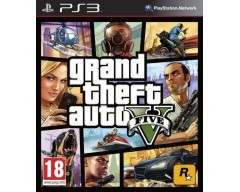 Grand Theft Auto V PS4 NEW