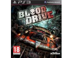 Blood Drive (PS3 - Μεταχειρισμένο)