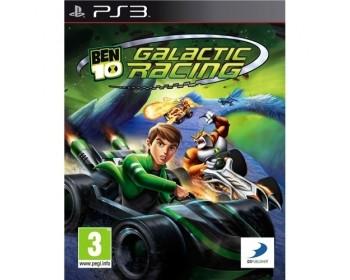 Ben 10 Galactic Racing (PS3 - Μεταχειρισμένο)