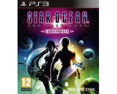Star Ocean The Last Hope (PS3 - Μεταχειρισμένο)