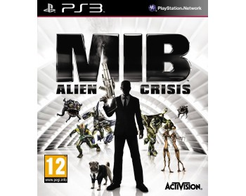 Men in Black Alien Crisis (PS3 - Μεταχειρισμένο)