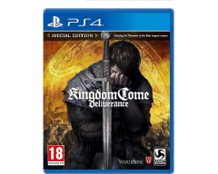 Kingdom Come: Deliverance (Special Edition) PS4 USED- Μεταχειρισμενο