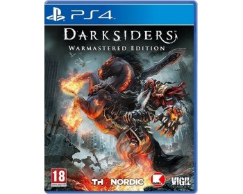 Darksiders: Warmastered Edition (PS4 - Μεταχειρισμένο USED)