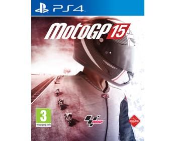 MotoGP 15 (PS4 - Μεταχειρισμένο USED)