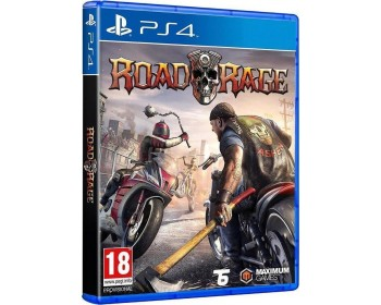 Road Rage (PS4 - Μεταχειρισμένο USED)