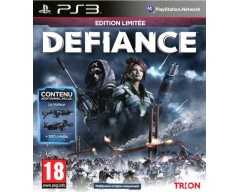 Defiance (Limited Edition) (PS3 - Μεταχειρισμένο)