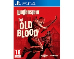 Wolfenstein The Old Blood (PS4 - Μεταχειρισμένο USED)