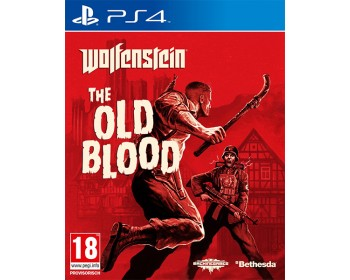 Wolfenstein The Old Blood (PS4 - Μεταχειρισμένο USED)