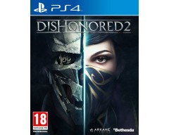 Dishonored 2 (PS3 - Μεταχειρισμένο)