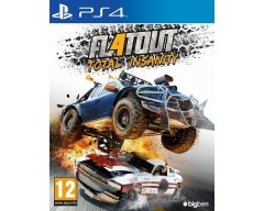 FlatOut 4 Total Insanity (PS4 - Μεταχειρισμένο USED)