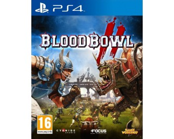 Blood Bowl 2 (PS4 - Μεταχειρισμένο USED)