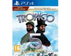 Tropico 5 (Limited Special Edition) (PS4 - Μεταχειρισμένο USED)