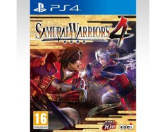 Samurai Warriors 4 (PS4 - Μεταχειρισμένο USED)