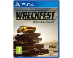Wreckfest (PS4 - Μεταχειρισμένο USED)