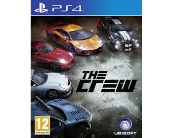 The Crew (PS4 - Μεταχειρισμένο USED)