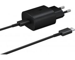 Ταχυφορτίστης Samsung USB Wall Adapter Λευκό (EP-TA20E) Χωρίς Καλώδιο (Bulk)