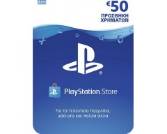 Sony PlayStation Network Live Card 50 Euro