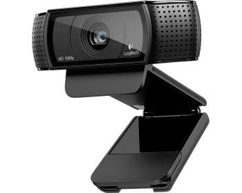 Logitech HD 720p Webcam C270 Black (960-001063)