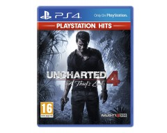Uncharted 4: A Thief's End Με Ελληνικούς Υπότιτλους - PlayStation Hits (PS4)