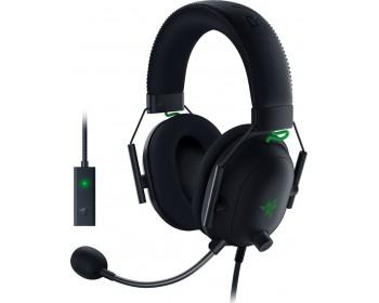 Razer BLACKSHARK V2 Gaming Headset & USB Audio Card - 7.1 THX - PC/PS4/PS5 (RZ04-03230100-R3M1)