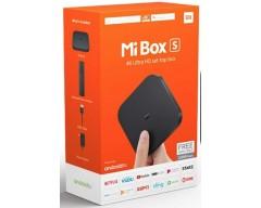 Original Xiaomi Mi Box S (8GB) Wi-Fi Media Player TV Box 4K Ultra HDR Quad-Core PFJ4086EU - 2 Χρόνια Εγγύηση