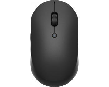 Xiaomi Mi Dual Mode Wireless Mouse Silent Edition Black (HLK4041GL)