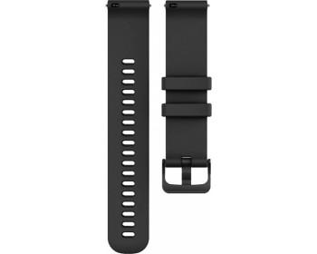 Λουράκι Σιλικόνης Μαύρο (Huawei Watch GT 2 (46mm)